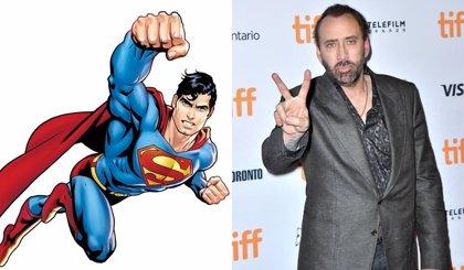 """Nicolas Cage: """"El Superman de Tim Burton era mejor que cualquier otra película del superhéroe"""""""