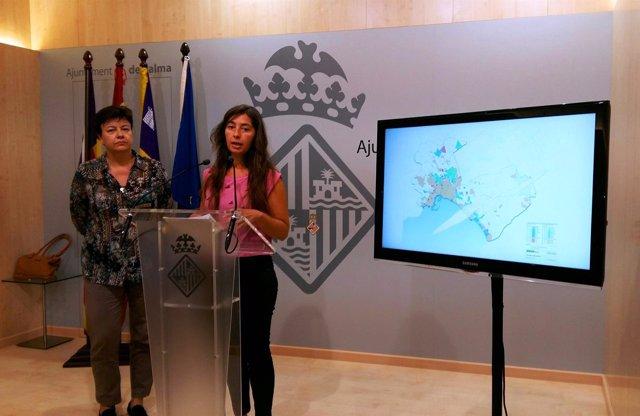 La Junta de Cort aprueba el mapa de zonificación acústica de Palma