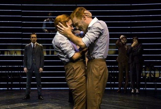 L'obra 'Nit de reis (o el que vulguis)' al Teatre Lliure de Gràcia
