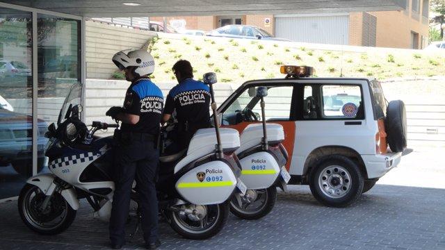 Policia Local De Lleida
