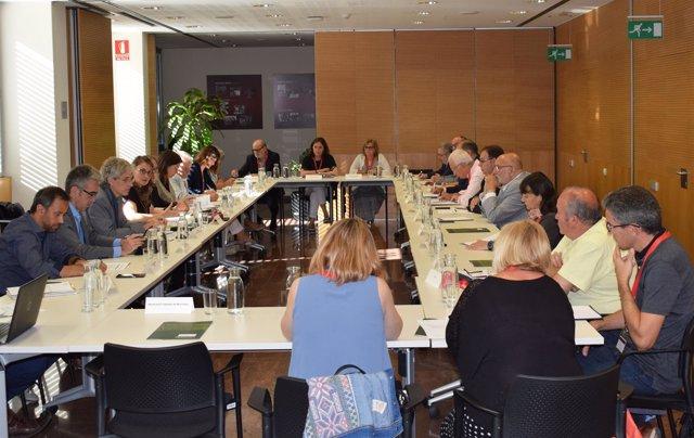 Constitució del Consell Català de l'Alimentació