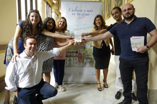 Presentación programa 'Cultura y más... En Málaga