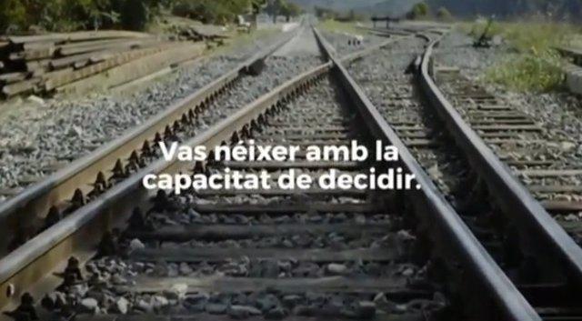 Spot de la Generalitat de Catalunya