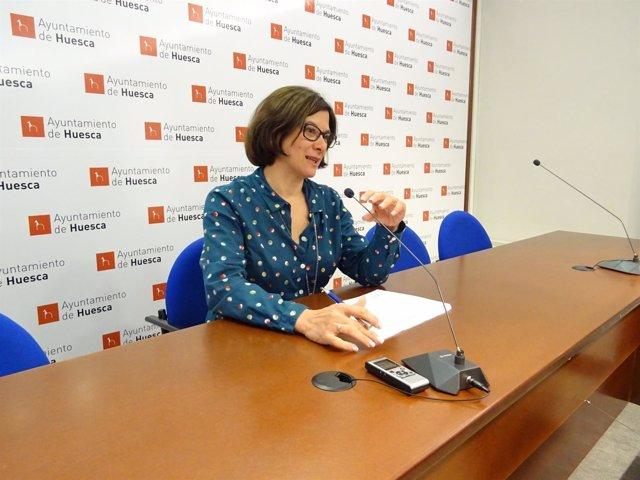 Teresa Sas ha presentado los actos de la Semana Europea de la Movilidad