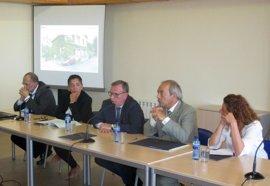 Principado y Oviedo colaboran para rehabilitar y ampliar el consultorio de La Manjoya