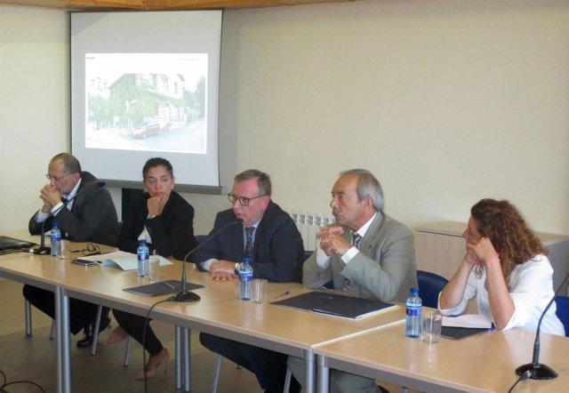 Acuerdo entre Oviedo y Principado para el consultorio de La Manjoya