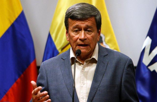 Pablo Beltrán, miembro del ELN