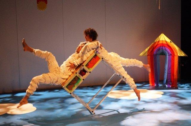 Un espectáculo del festival 'El Més Petit de Tots'
