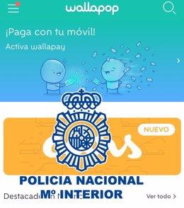 """Nota De Prensa """"La Policía Nacional Detiene A Una Mujer Por Simular La Sustracci"""