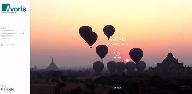 Viajes Barceló pasa a denominarse Ávoris Reinventing Travel