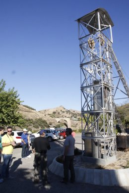 Instalación minera de La Carolina