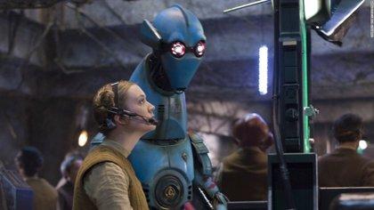 Star Wars: La hija de Carrie Fisher estuvo a punto de ser Rey