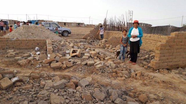 Proyectos de ayuda de emergencia tras las inundaciones en Perú