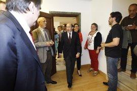 "Rubalcaba, al PP, sobre la crisis de Cataluña: ""Ya os lo dije yo, pero nada"""