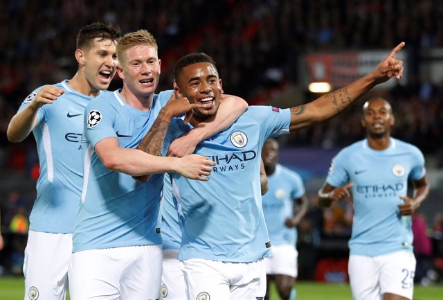 Manchester City y Tottenham