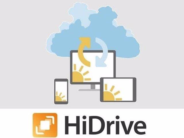 Función de 'backup' para HiDrive