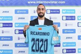 Ricardinho renueva con el Movistar Inter hasta 2020