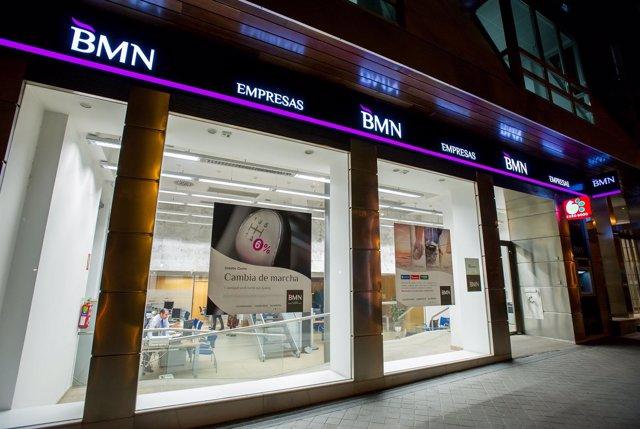 Oficinas comerciales de BMN en Madrid