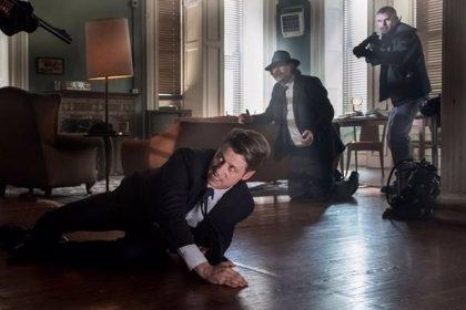 El Espantapájaros aterroriza a Gotham en las 20 nuevas imágenes del 4x01