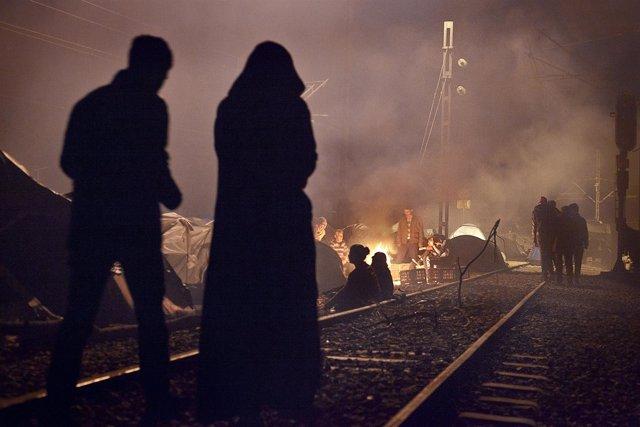 Imagen titulada 'Próxima estación' de Eduardo Rivas