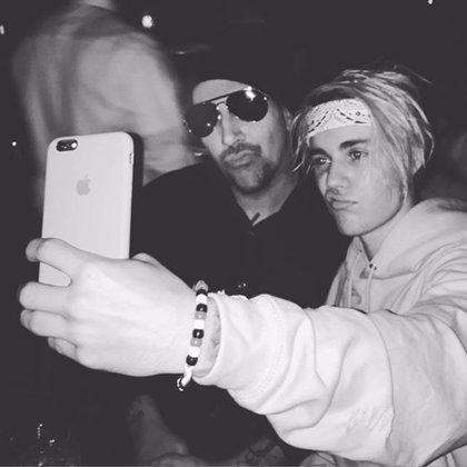 "Marilyn Manson llama ""pedazo de mierda"" a Justin Bieber"