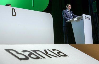 La junta de Bankia da luz verde a la fusión con BMN