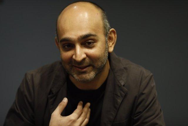 Entrevista con Mohsin Hamid por el libro Bienvenidos a Occidente