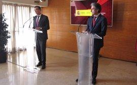 """Ballesta asegura que el AVE """"no iniciará su funcionamiento comercial en Murcia si no han comenzado obras soterramiento"""""""