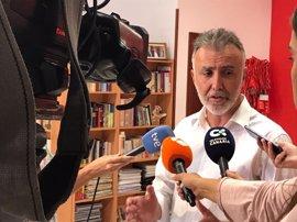 """Torres(PSOE) destaca la """"contundencia"""" con la que se ha actuado ante los mensajes """"intolerables"""" de Zebenzuí González"""