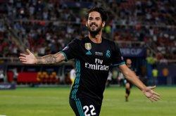 Isco renova al Reial Madrid fins al 2022 (Reuters)