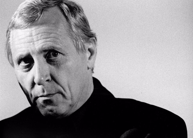 El director de cine galés Peter Greenaway