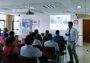 Foto: Más de 50 jóvenes empresarios y emprendedores de Cádiz conocen las oportunidades de negocio del sector naval con Aje