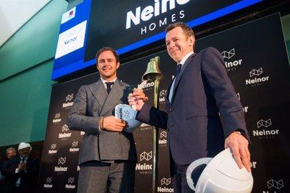 Neinor Homes se deja un 2% en Bolsa tras la venta de acciones de Lone Star