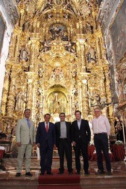Retablo de la Iglesia de la Magdalena de Sevilla