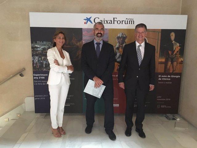 Presentación de la programación de CaixaForum Palma