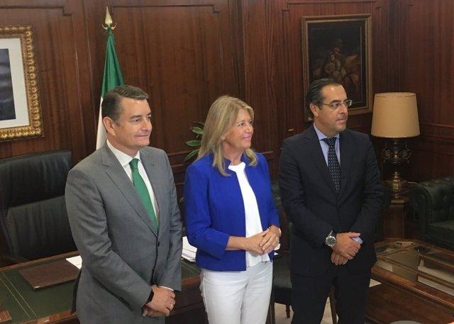 Sanz, Muñoz y Briones