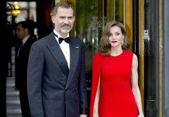 Reina Letizia, 45 años en 45 looks