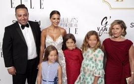 La familia de Paula Echevarría salta a la alfombra roja en su 40 cumpleaños
