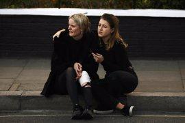 Aumentan a 29 los heridos por la explosión de una bomba casera en el metro de Londres