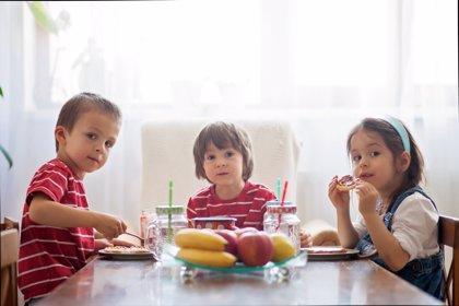 Alimentación sana para afrontar el curso escolar