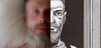 The Walking Dead: ¿Ha confirmado Andrew Lincoln una popular teoría sobre el Viejo Rick de la 8ª temporada?