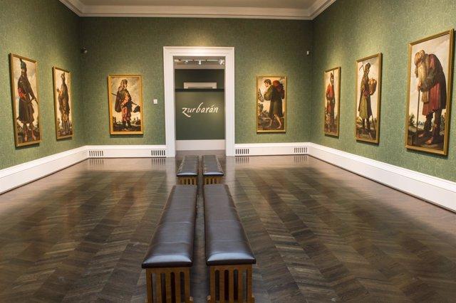 Exposición de Zurbarán en el Meadows Museum