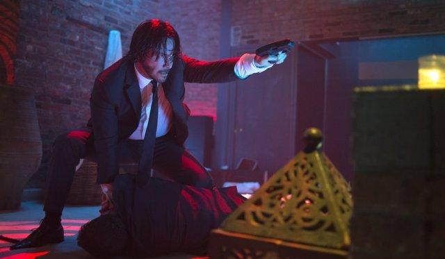 'John Wick: Pacto De Sangre'