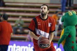 Sergio Llorente signa amb el Montakit Fuenlabrada on ja va jugar el seu pare (MONTAKIT FUENLABRADA)