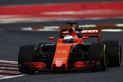 McLaren trenca amb Honda i Renault amb Toro Rosso (MCLAREN-HONDA)