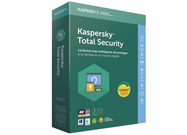 Nueva línea de antivirus Kaspersky Lab