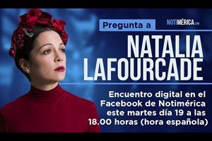 Facebook Live con Natalia Lafourcade este martes 19 de septiembre a las 18.00 horas en 'Notimérica'