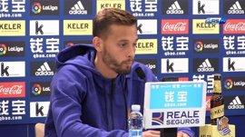 """Canales: """"Vamos a salir a ganar al Madrid, pero con los pies en suelo porque son los mejores"""""""
