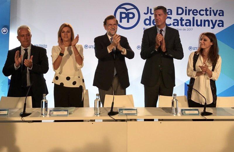 """Rajoy garantiza que no habrá referéndum: """"Nos van a obligar a lo que no queremos llegar"""""""