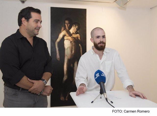 José Dodero expone en la Sala Rivadavia de la Diputación de Cádiz
